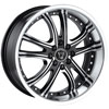 Image of TORO 9036 BLACK MACHINED wheel