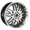Image of TORO TR1012 BLACK MACHINED wheel