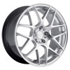 Image of EUROTEK UO2 HYPER SILVER wheel