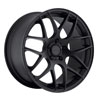 Image of EUROTEK UO2 MATTE BLACK wheel