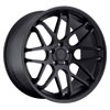 Image of EUROTEK UO6 MATTE BLACK wheel