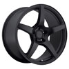 Image of EUROTEK UO8 MATTE BLACK wheel