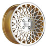 Image of STANCE ENCORE GOLD MACHINED wheel