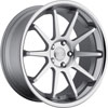 Image of CONCEPT ONE CS-10.0 MATTE SILVER wheel