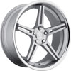 Image of CONCEPT ONE CS-5.0 MATTE SILVER wheel