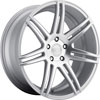 Image of CONCEPT ONE CSM-7 MATTE SILVER wheel