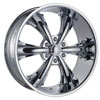 Image of DCENTI DW19B CHROME wheel