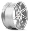 Image of BLAQUE DIAMOND BD ONE SILVER POLISHED wheel