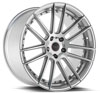 Image of BLAQUE DIAMOND BD FOUR SILVER POLISHED wheel