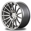 Image of MIRO 110 SILVER wheel