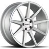 Image of ZENETTI ESQUIRE SILVER BRUSHED wheel