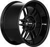 Image of KLUTCH ML1 GLOSS BLACK MACHINED wheel