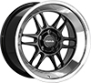 Image of KLUTCH ML1 MATTE BLACK wheel