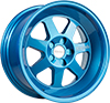 Image of KLUTCH ML7 BLUE wheel