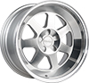 Image of KLUTCH ML7 SILVER wheel