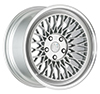Image of KLUTCH SLC1 SILVER wheel