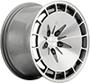 Image of KLUTCH KM16 GUNMETAL wheel