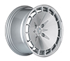 Image of KLUTCH KM16 SILVER wheel