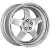 Image of KLUTCH SL5 SILVER wheel
