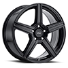 Image of VOXX COMO GLOSS BLACK wheel