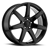 Image of VOXX DIVO GLOSS BLACK wheel