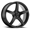 Image of VOXX MGA MATTE BLACK wheel