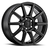 Image of VOXX MILLE MATTE BLACK wheel