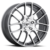 Image of VOXX G20 GUNMETAL MACHINE  wheel