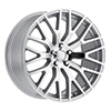 Image of VOXX R MUSTANG P SILVER wheel