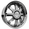 Image of PINNACLE SPADE CHROME wheel
