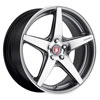 Image of BAVARIA BC5 CONCAVE HYPER SILVER wheel