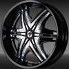Image of DIABLO ELITE BLACK wheel