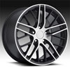 Image of SPORT CONCEPTS 862 BLACK MACHINED wheel