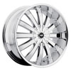 Image of AVENUE A610C CHROME wheel