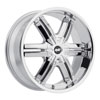 Image of AVENUE A612C CHROME wheel