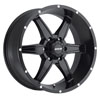 Image of MKW OFFROAD M89 SATIN BLACK wheel