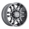 Image of MKW OFFROAD M93 ANTHRACITE wheel