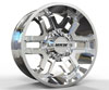 Image of MKW OFFROAD M93 CHROME wheel