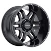 Image of MKW OFFROAD M93 BLACK wheel
