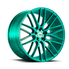 Image of BLACK DI FORZA BM13 TEAL wheel