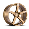 Image of BLACK DI FORZA BM11 BRONZE wheel