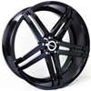 Image of STRADA DOMANI GLOSS BLACK  wheel