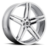 Image of STRADA DOMANI CHROME wheel