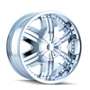 Image of DIP D36 PHOENIX CHROME wheel