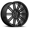 Image of TSW CROWTHORNE MATTE BLACK wheel