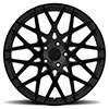 Image of TSW VALE MATTE BLACK wheel