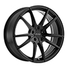 Image of PETROL P0A MATTE BLACK wheel