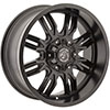 Image of PANTHER OFF ROAD 580 GLOSS BLACK wheel