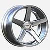 Image of ZENAS Z2  CHROME wheel