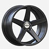 Image of ZENAS Z2  SATIN BLACK wheel